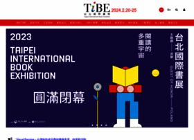 tibe.org.tw
