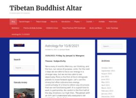 tibetanbuddhistaltar.org