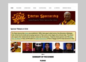 tibetansponsorship.org