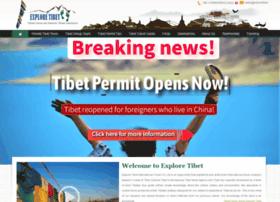 tibetexploretour.com