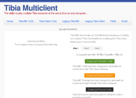 tibiamulticlient.com