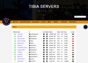 tibiaservers.net