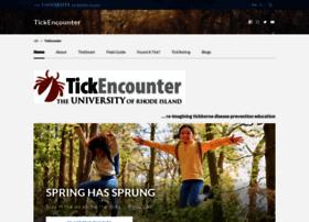 tickencounter.org