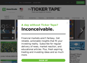 tickertapemonthly.com