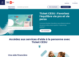 ticket-cesu.com