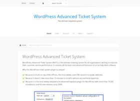 ticket-system.net