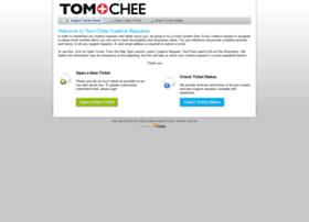 ticket.tomandchee.com