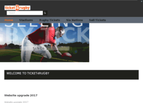 ticket4rugby.com