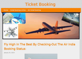 ticketbooking.jigsy.com