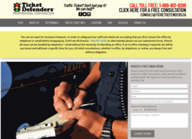 ticketdefenders.ca