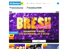 ticketea.com.py