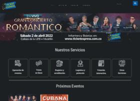 ticketexpress.com.co
