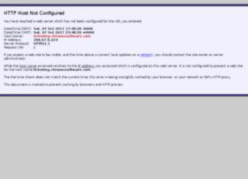 ticketing.chronossoftware.com