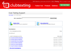 ticketing.clubtexting.com
