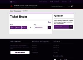 ticketing.networkwestmidlands.com