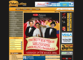 ticketlatino.com
