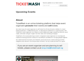 ticketmash.sg
