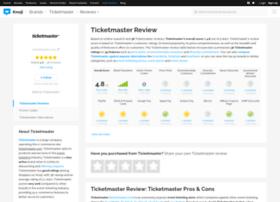 ticketmaster-usa.knoji.com