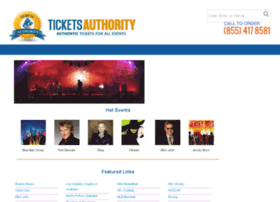 tickets-authority.com