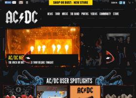 tickets.acdc.com
