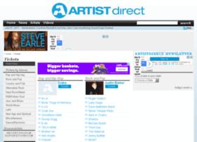 tickets.artistdirect.com