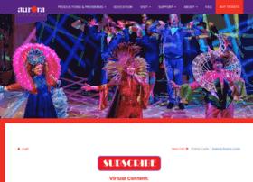 tickets.auroratheatre.com
