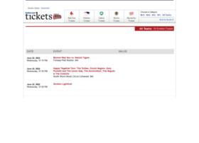 tickets.boston.com