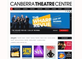 tickets.canberratheatrecentre.com.au