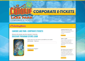 tickets.canobie.com