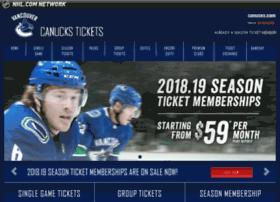 tickets.canucks.com
