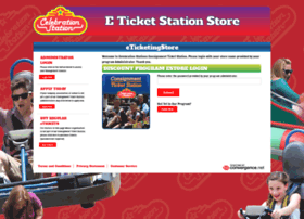 tickets.celebrationstation.com