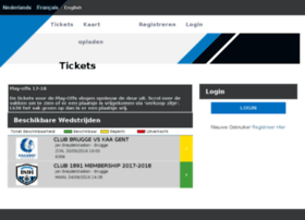 tickets.clubbrugge.be