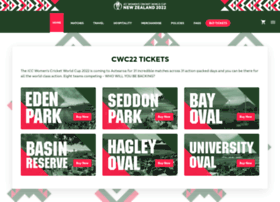 tickets.cricketworldcup.com