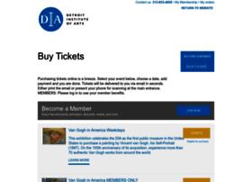 tickets.dia.org