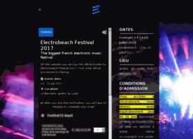 tickets.electrobeach.com