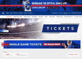 tickets.giants.com