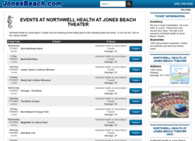 tickets.jonesbeach.com