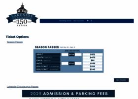 tickets.lakesideohio.com