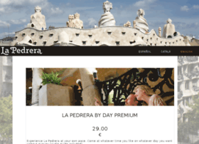 tickets.lapedrera.com