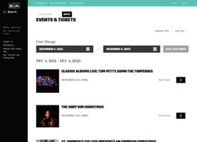 tickets.masseyhallroythomsonhall.com