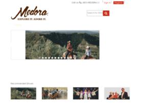 tickets.medora.com