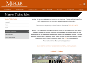 tickets.mercer.edu