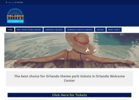 tickets.orlandowelcomecenter.com