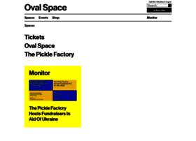 tickets.ovalspace.co.uk
