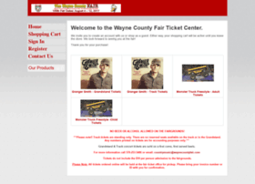 tickets.waynecountyfair.com