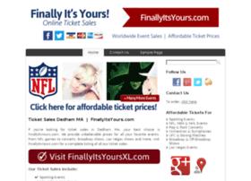 ticketsalesdedham.com