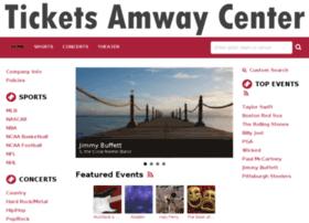 ticketsamwaycenter.com