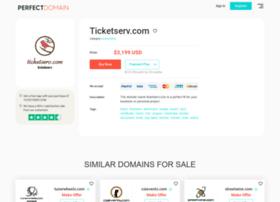 ticketserv.com