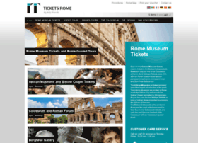 ticketsrome.com