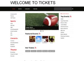 ticketstoget.com